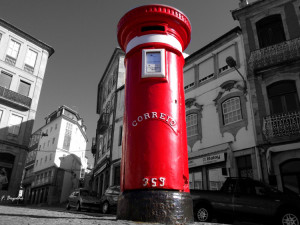 post box example 6